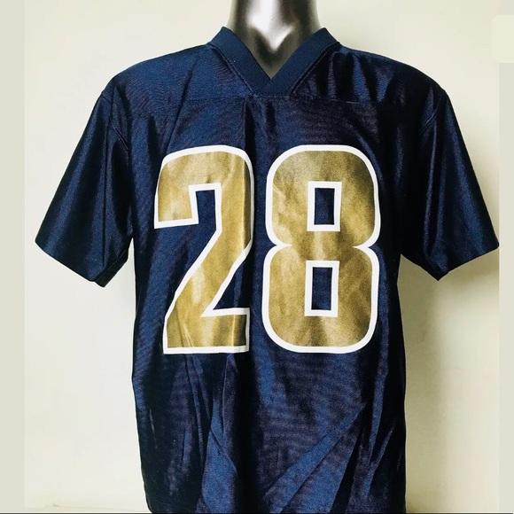 a41743d01 NFL St. Louis Rams  28 Faulk Boys Jersey Size M. NFL.  M 5b5132018158b545130f2b92. M 5b5132045fef37a4cfc8ae1a.  M 5b5132059264afad95be5823